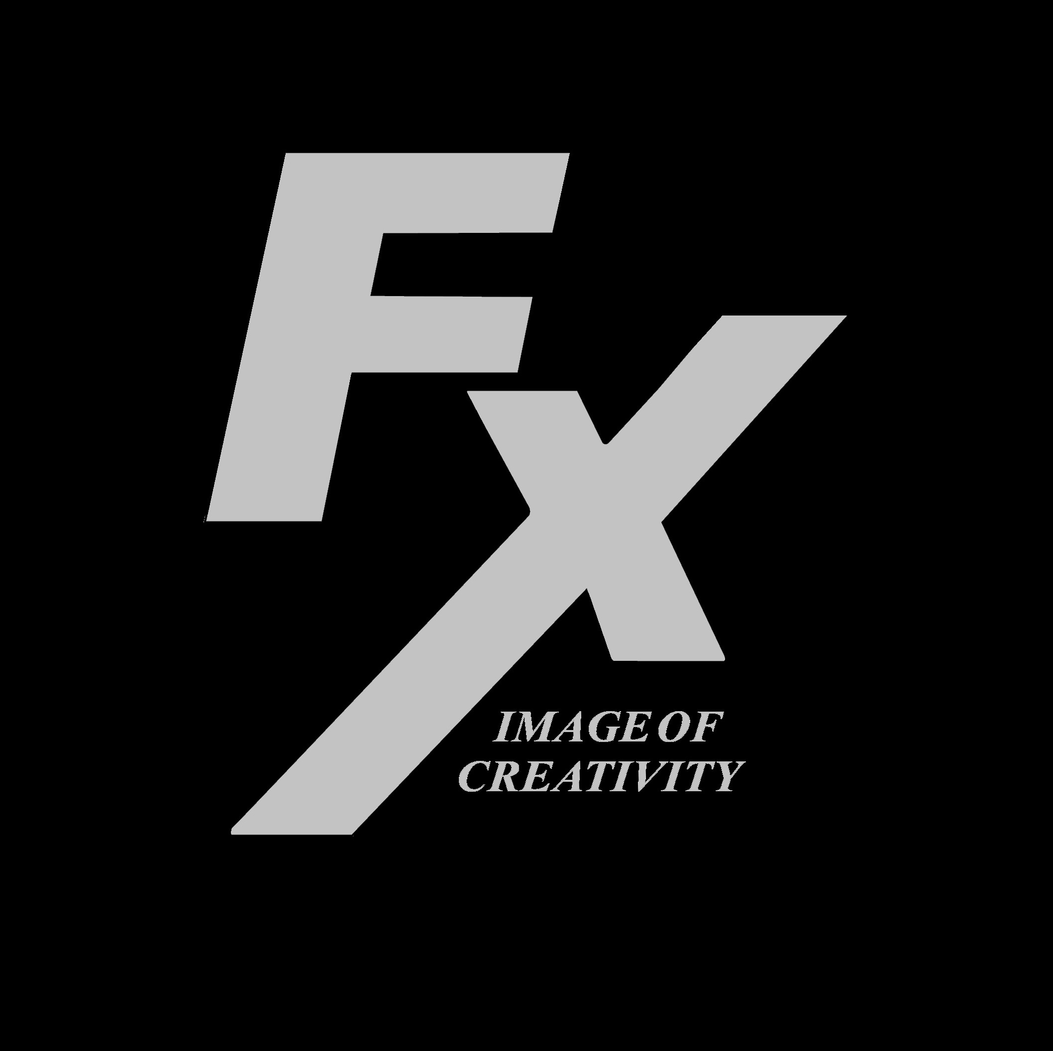 Flex Logo - Black Background - R2